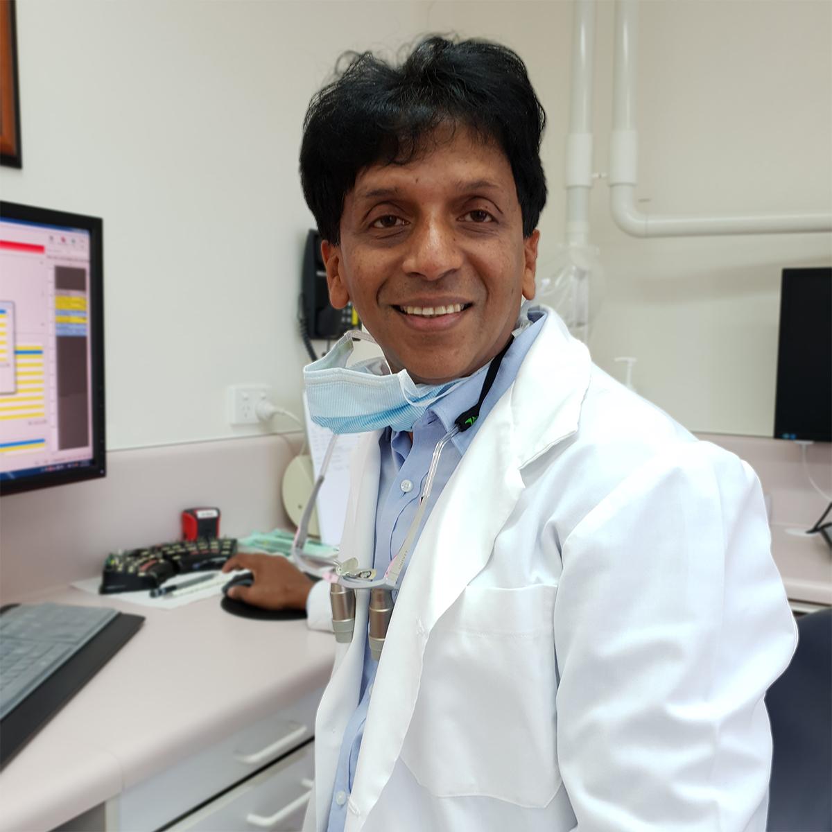 Dr Dilruk Wijay