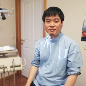 Dr Edwin Lu - Local Kingston Dentist