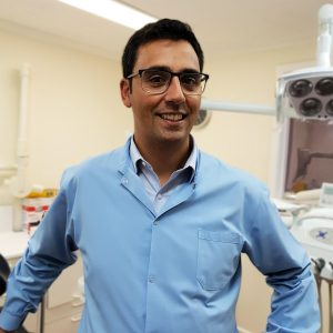 Dr Ricardo Montivero - Local Kingston Dentist